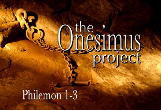 Philemon 1-3